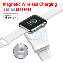 Charger For Apple Watch Fast Wireless Magnetic USB Charging Series 4 3 2 1 Stand