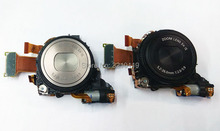 Free shipping 95% NEW Genuine Digital Camera Accessories optical zoom lens unit for canon S100 S100V PC1675 lens with ccd