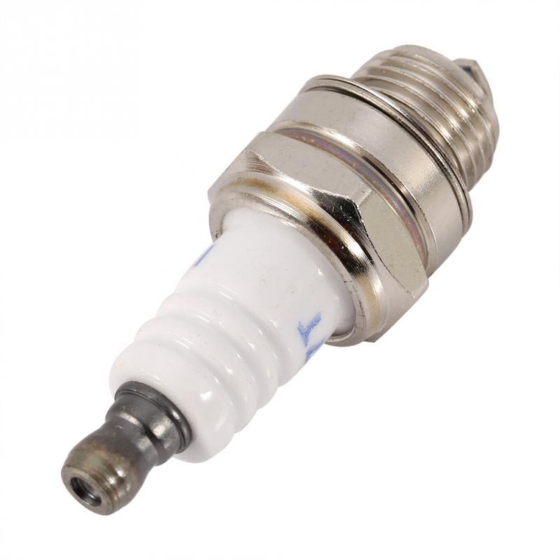 Motosserra cortador de grama spark plug pequeno motor ferramentas acessório para stratton motores cortador de grama spark plug com cobre núcleo eletrod