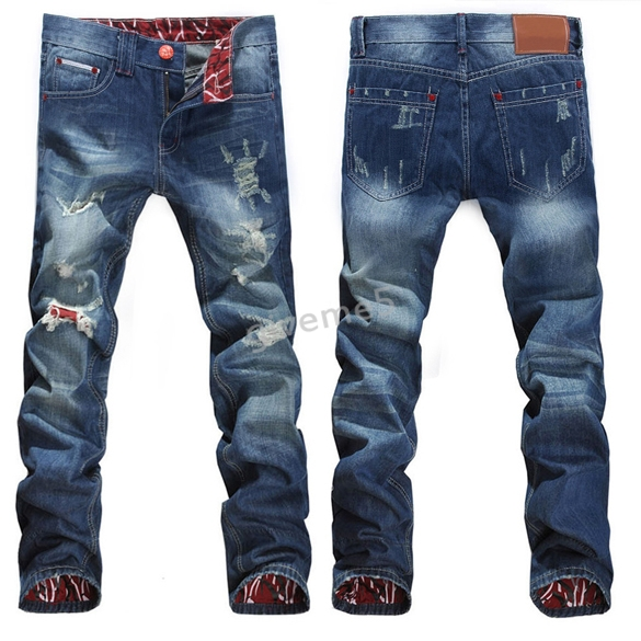 Online Get Cheap Stylish Jeans for Big Men -Aliexpress.com ...