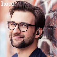 HOCO 2019 Sport Headphone Bluetooth ear hook Earphone Super Bass Wireless Headset Earbuds Handsfree Mic for iphone X XS Huawei цена и фото