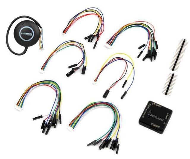 Мини APM V3.1 мини-версия 3.1 Полет контроллер/7 м/m8n GPS для MultiCopter FPV-системы kvadrokopter 2.5 2.6 2.8 обновления