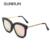 Homens Óculos de Sol Polarized Lens SUNRUN Removível Praça Óculos Mulheres Óptica óculos de Design Da Marca Óculos de Armação Do Vintage 2210