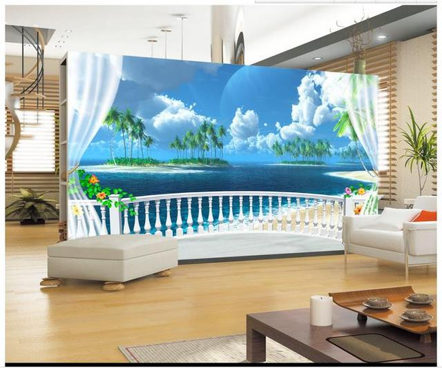 Buy 3d wallpaper customized 3d wall for Cheap wall mural wallpaper