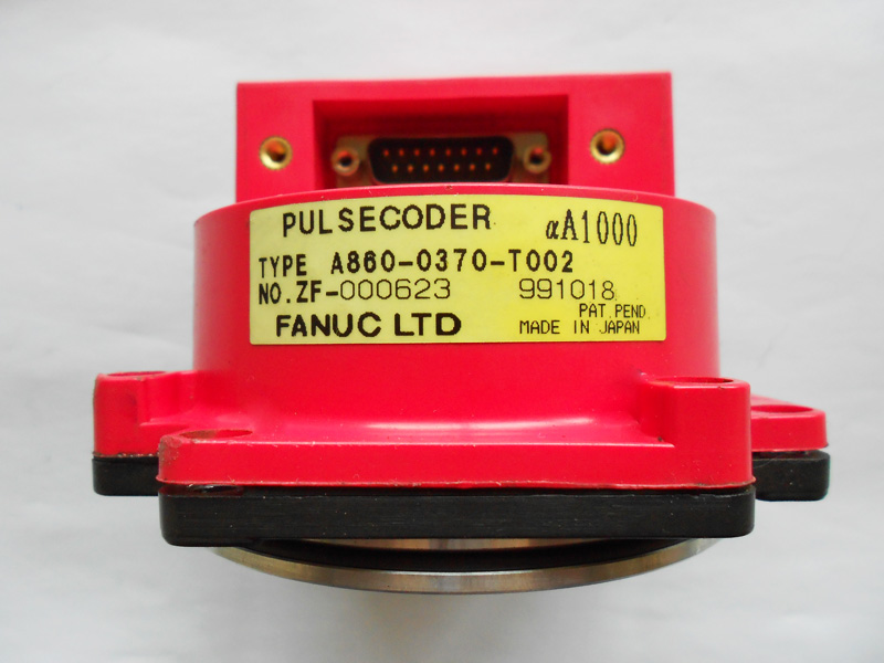 top 8 most popular fanuc pulsecoder list and get free