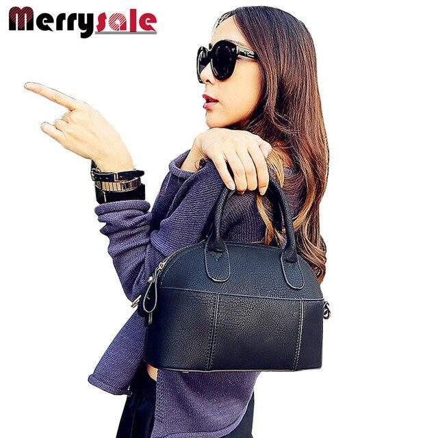 2017 women's handbag Small shell bags bucket handbag classic one shoulder bag