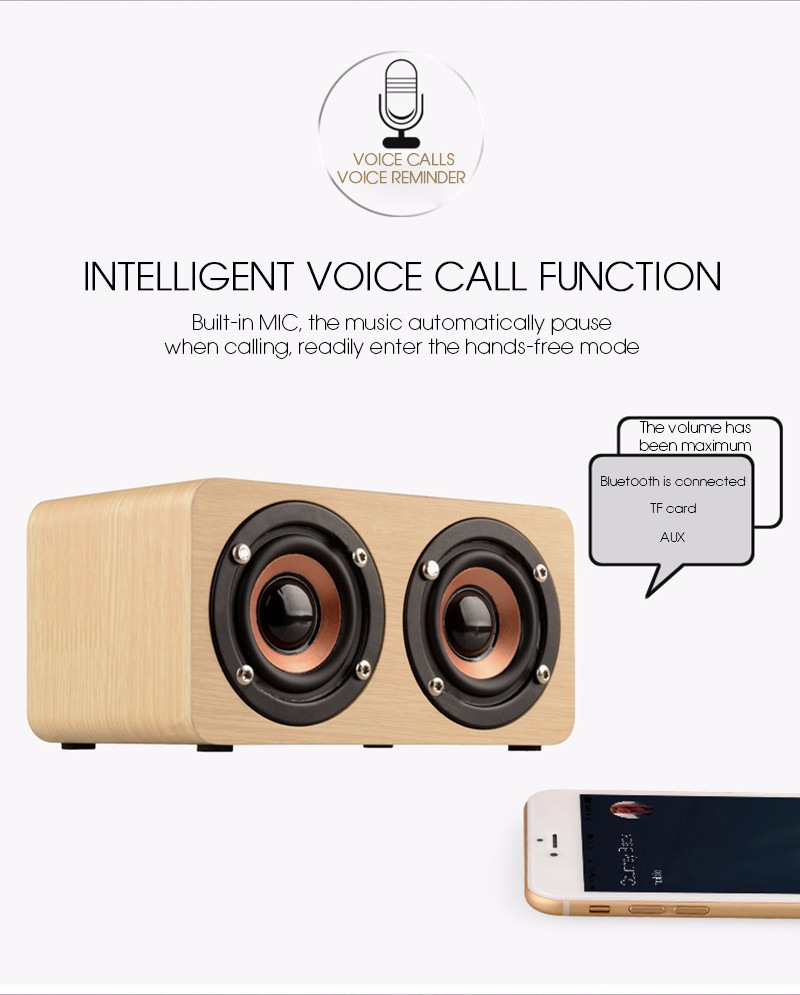 hifi bluetooth speakers wood receiver (7)