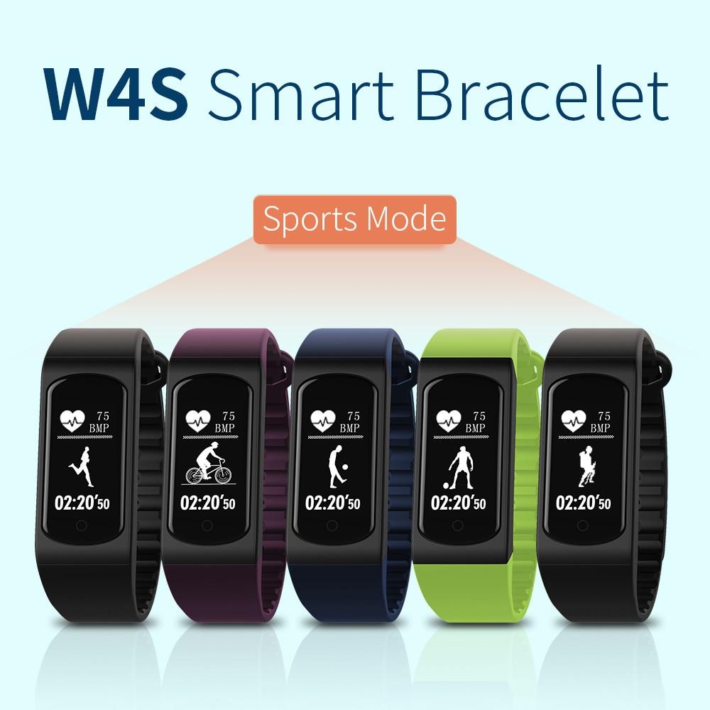 Fashion design Men WomenBluetooth Heart Rate Monitor Temperature Detection Monitor IP67 Waterproof Smart Wristband Band Watch