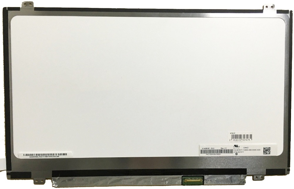 14 0 Replacement Led Lcd Screen for HP Probook 640 G1 LCD Screen HD 1366X768 30
