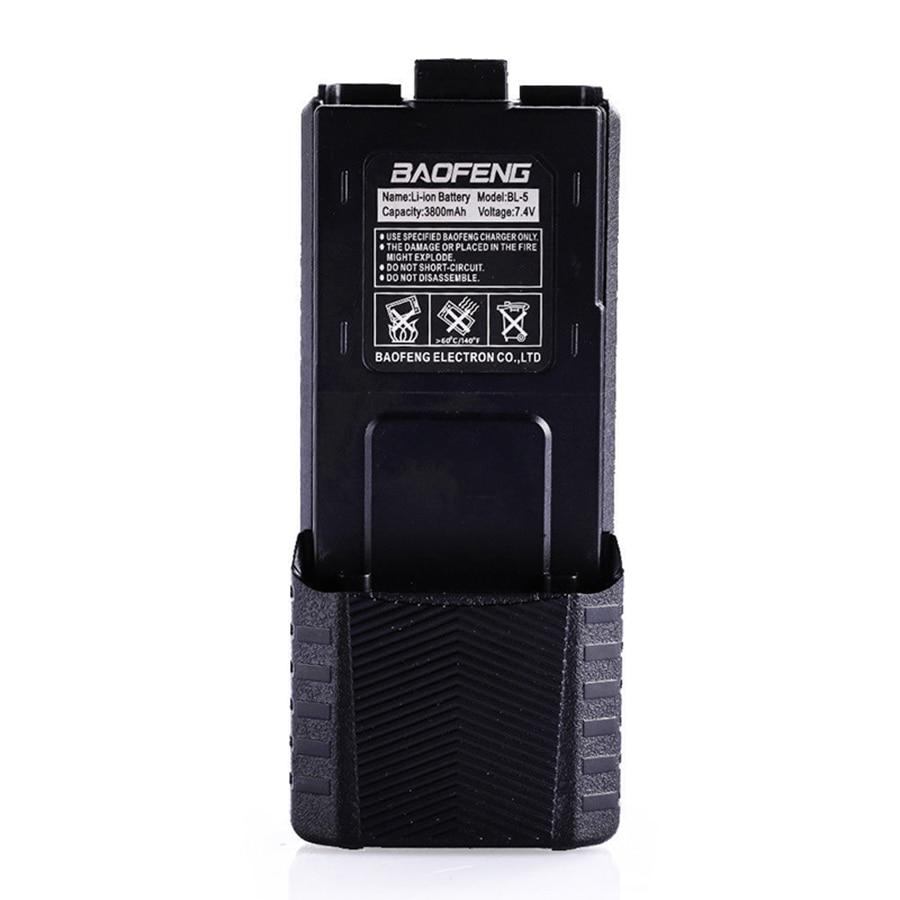 BL-5 Enlarge 3800mAh Baofeng UV-5R Battery Original 3800mAh Baofeng Battery for BF-F8 uv 5r uv5r uv-5re uv-5ra Baofeng Accessory (3)