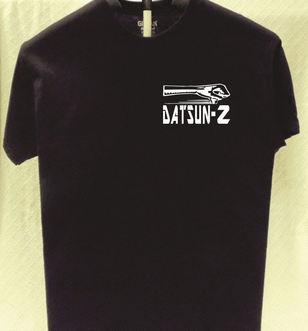 2018 Summer Fashion O-Neck Hipster Datsun <font><b>240Z</b></font>, 280Z Lover More Listed for Sale Great for Friend Funny Street Wear Shirts image
