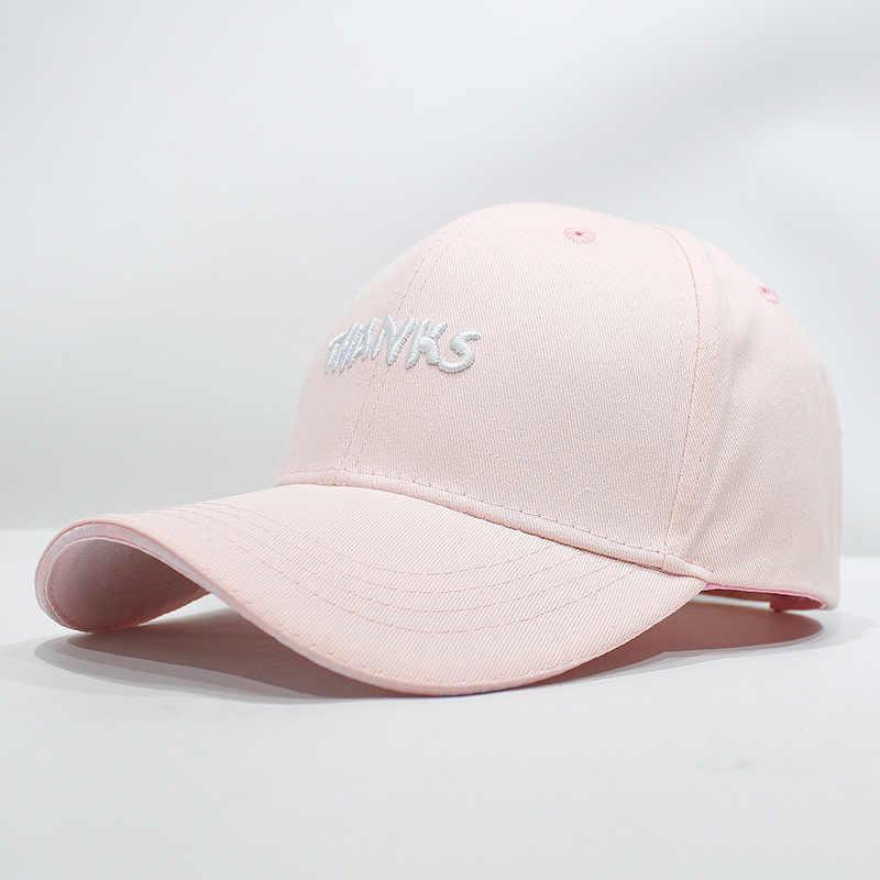 القطن شكرا إلكتروني التطريز قبعة بيسبول قبعة قابلة للتعديل كاب للرجال والنساء 09