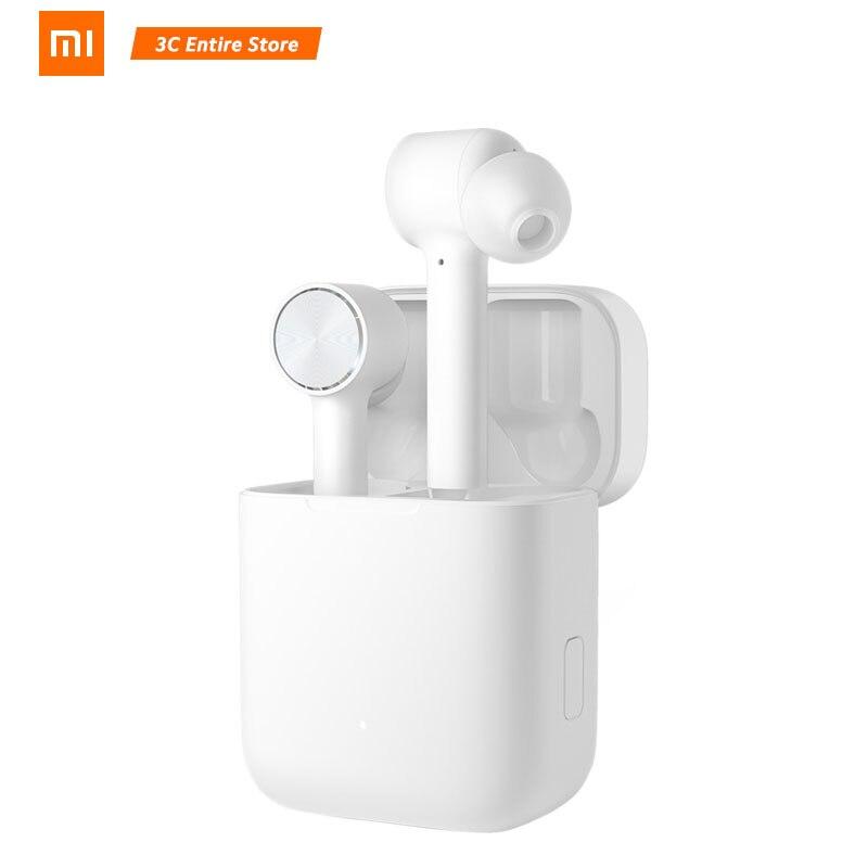 Original Xiaomi Air TWS Airdots Pro  Wireless Bluetooth Earphone MI Air ANC Switch ENC Auto Pause Tap Control Waterproof Earbuds