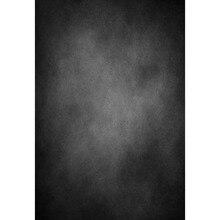5X7ft Виниловый фон для фотосъемки Черный Серый Винтажный настенный фон для фотостудии Быстрая доставка F-775