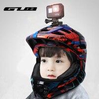 GUB F88 велосипедные шлемы Съемный Детский полный шлем 15 отверстий дышащие велосипедные защитные аксессуары для ролик для скутера