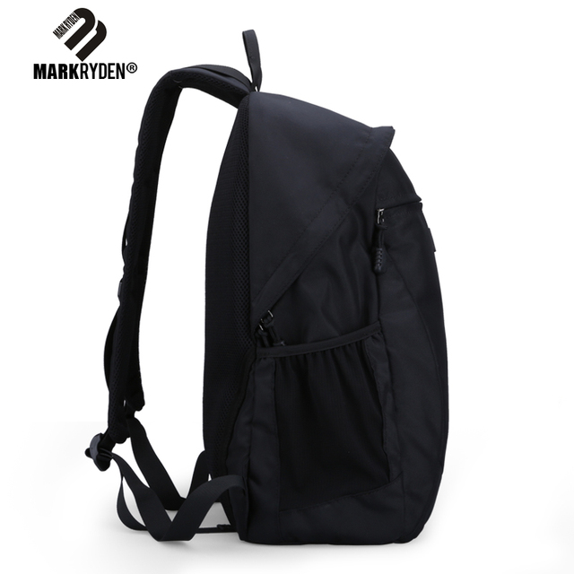 2017 MR Men Women Backpack Casual Style Business Bag Teenagers Laptop Backpack for 14-15inches Student Book Rucksack