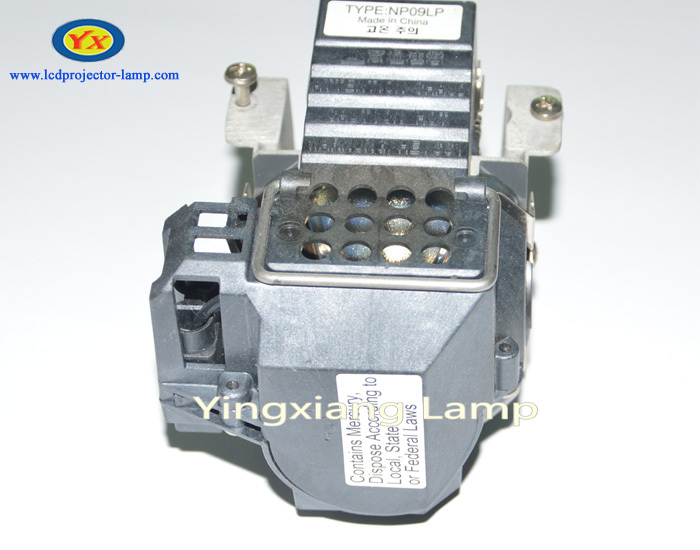 ФОТО Compatible projector lamp With Housing NP09LP For NP61 / NP62/ NP63 / NP64 Projector