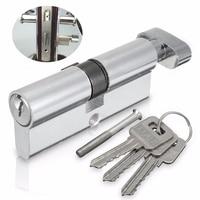 JD Symmetry Copper Core Door Locks Security Locking Cylinders Aluminum Lock Core Interior Door Bathroom Wooden Door Handle|Door Locks| |  -
