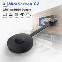 2019 TV Stick MiraScreen G2 für Android Wireless WiFi Display TV Dongle Empfänger 1080P HD TV Stick Airplay Media streamer Media