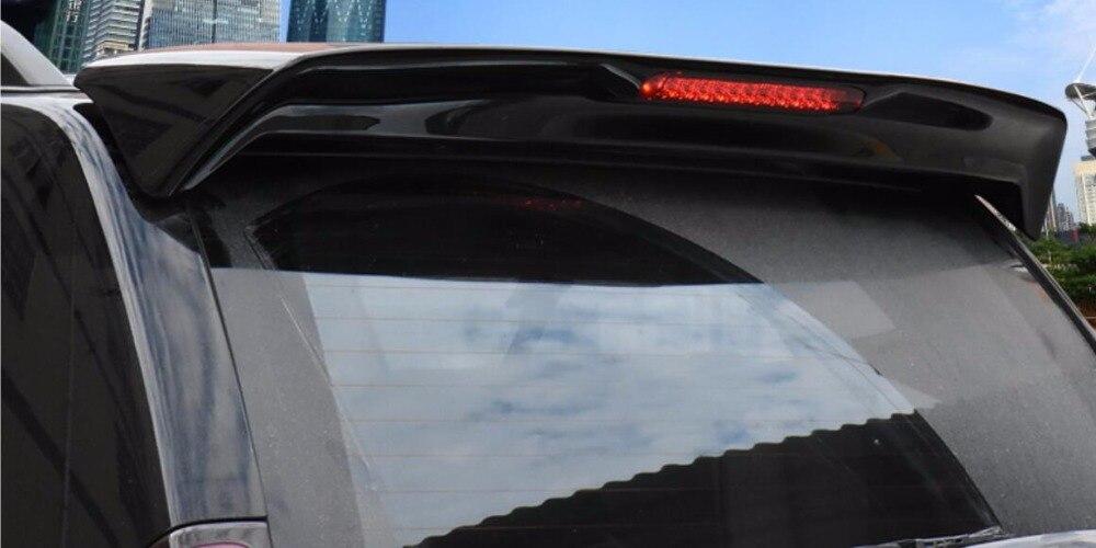 Aileron arrière Osmrk en ABS non peint avec feu de freinage pour toyota prado 2003-09 FJ120 4000