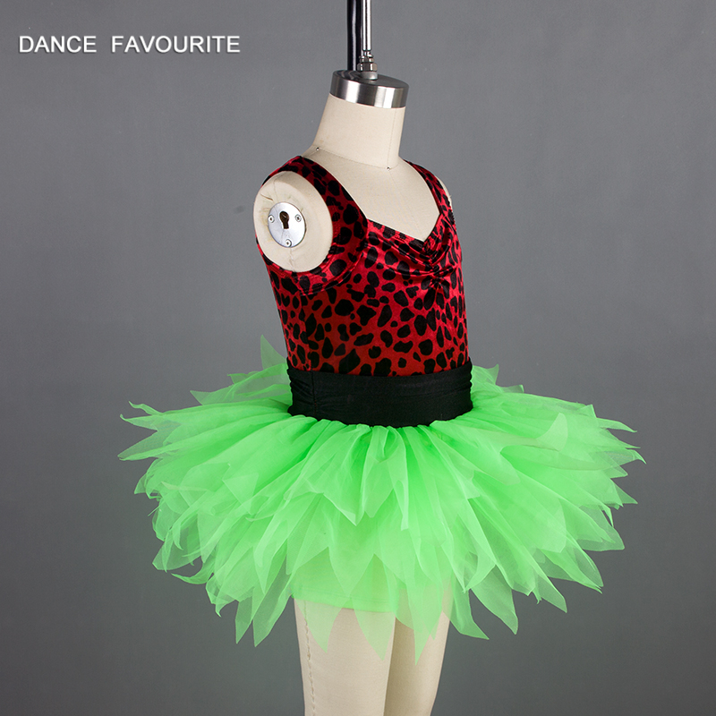 Dance Favourite New kid dance cosutmes ballet dress girl stage performance ballet tutu