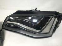 1 шт A8 фар автомобиля аксессуары, бампер лампа для A8, (Пожалуйста напишите имя вашего автомобиля + год + картину в заказ) A8 дневной свет, светод