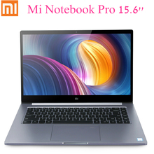 Xiaomi Mi Notebook Pro 15.6'' Win10 Intel Core i7-8550U NVIDIA GeForce MX150 16G 256G SSD Finger Recognition Dual WiFi Laptop(China)