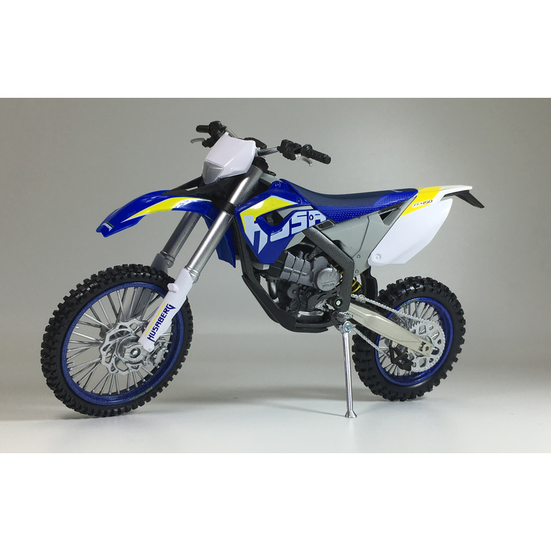 1 12 KTM HUSABERG FE450 Mountain Motocross Off road Motorcycle Models The Best Motorcycle Toys And