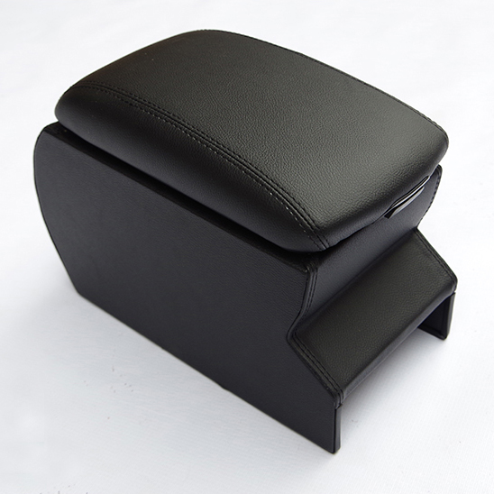 DEE Car Accessories High quality special leather vehicle central armrest box for Peugeot 2008, refit storage box.,Car covers стоимость