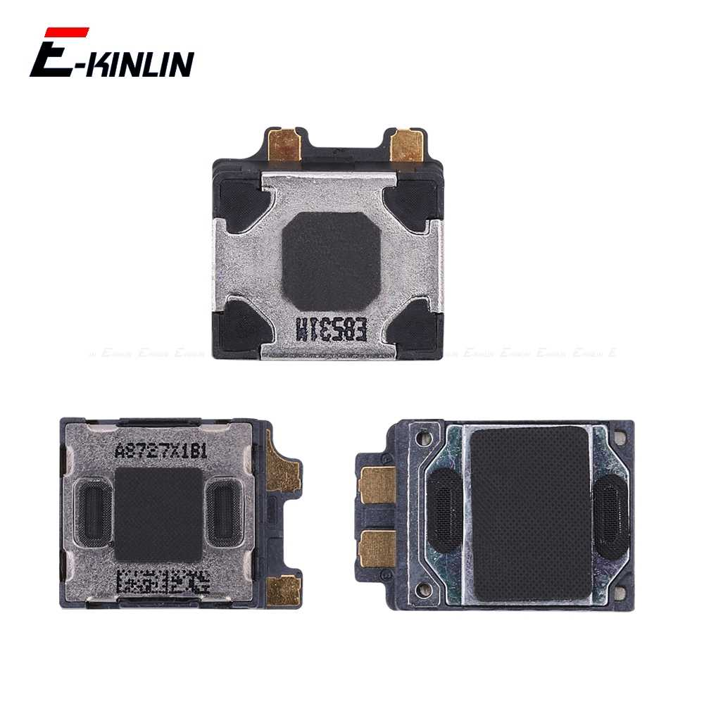 Depan Top Earpiece Earphone Speaker Telinga Suara Receiver untuk Samsung Galaxy S10 5G S10e S6 S7 Edge S8 Catatan 10 9 8 S9 PLUS
