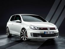 цена на Free Shipping 10pc car-styling LED Lights Car Styling Hi-Q Interior Package Kit For VW Golf 6 GTi GTD