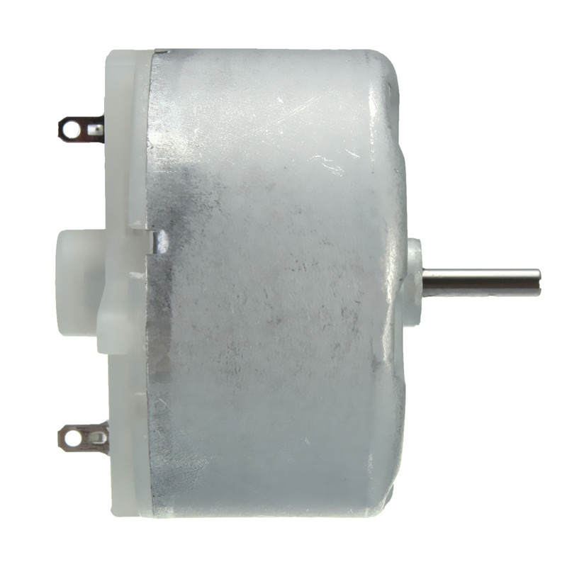 DC 3V-12V Electric Micro VDC DVD Motor 3V-2700RPM 6V-4000RPM RF-500TB-12560 Promotion