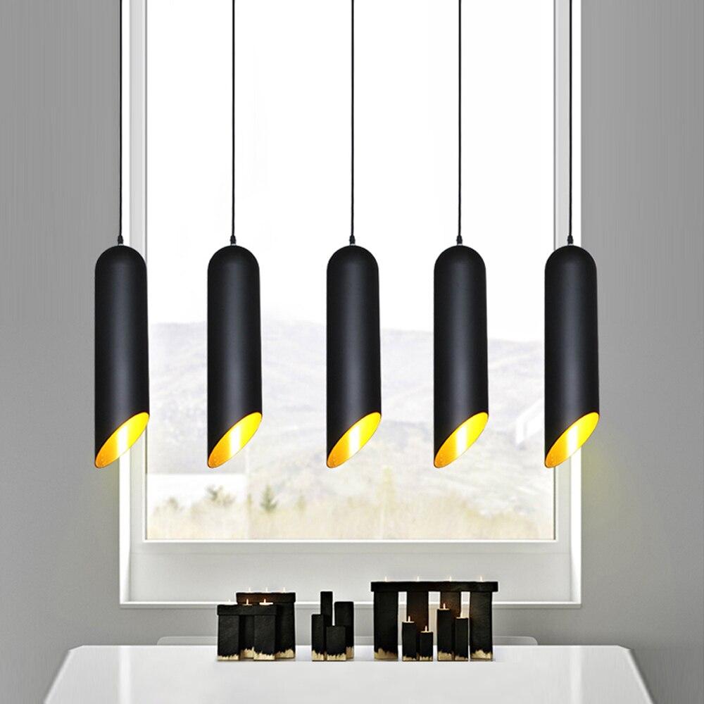 Северная подвесной светильник Винтаж промышленных Handlamp Обеденная подвесные светильники E27 AC 110-240 В подвеска Luminaria pendente освещения