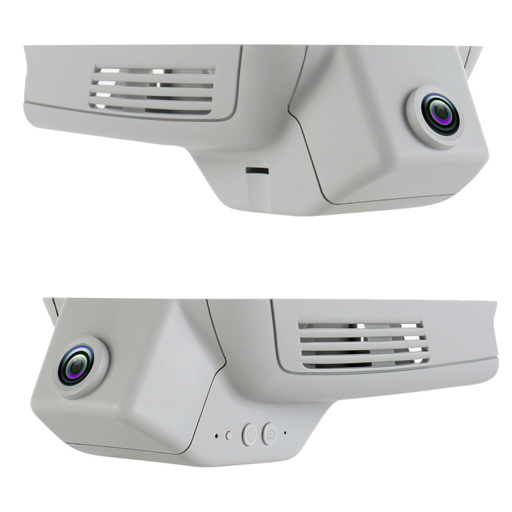 Voiture DVR pour Benz E ancienne classe C général E180 E200 E260 E300 C180 C200 C230 C260 Ambarella A7 HD 1296 P 30fps ADAS WIFI MIC