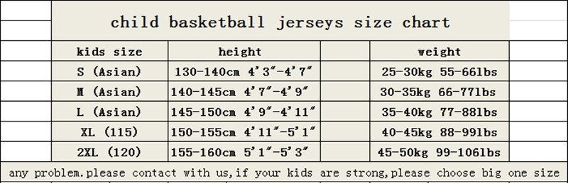 how big is a youth medium jersey