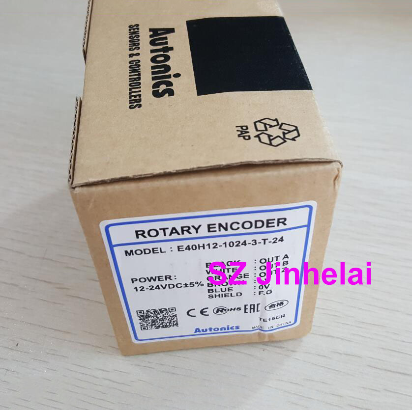 Autonics E40H12 1024 3 T 24 Authentic original ENCODER