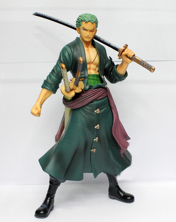 One Piece Roronoa Zoro After 2 Years PVC Action Figure PVC Collection Toy One Piece Action Figure Dolls Gift free shipping 5 7cm japanese one piece after 2 years pvc action figure tea lunch collection model toy 9pcs per set