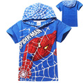 Boys t-shirt kids baby summer children t shirt clothing roupas infantis