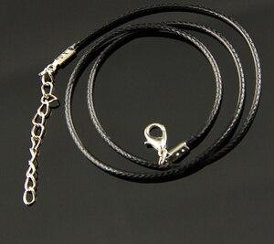 Image 5 - Collar con colgante musulmán árabe de acero inoxidable, con cadena de cuerda, para hombres y mujeres