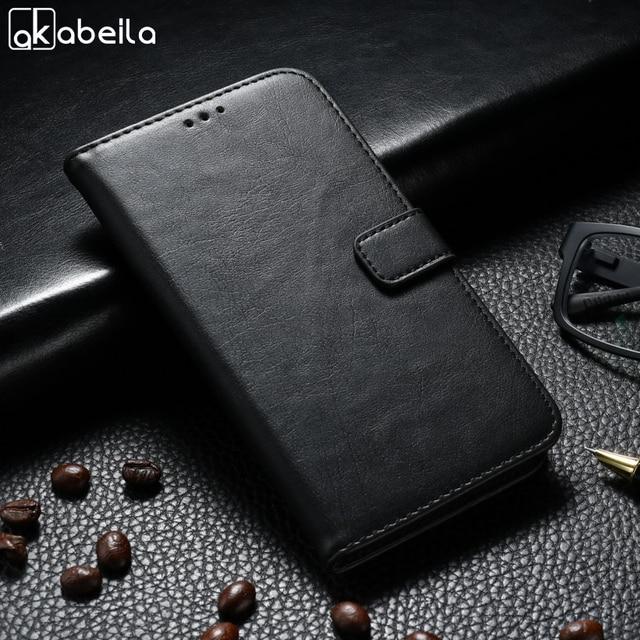 AKABEILA Luxury Flip PU Leather Mobile Phone Cases For Motorola MOTO Z Droid MOTO X 2016 MOTO Z 2016 Droid X4 XT1650 XT1650-05/Z