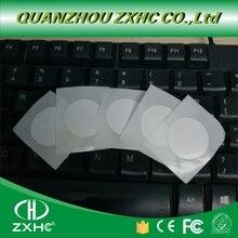 (10 шт) Новая коллекция 25mm диаметры бумага с покрытием NFC NTAG215 тегов наклейка этикетки форум Тип 2