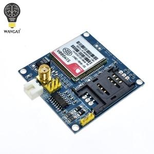 Image 2 - WAVGAT SIM900A SIM900 מיני V4.0 אלחוטי העברת נתונים מודול GSM GPRS לוח ערכת w/אנטנה C83