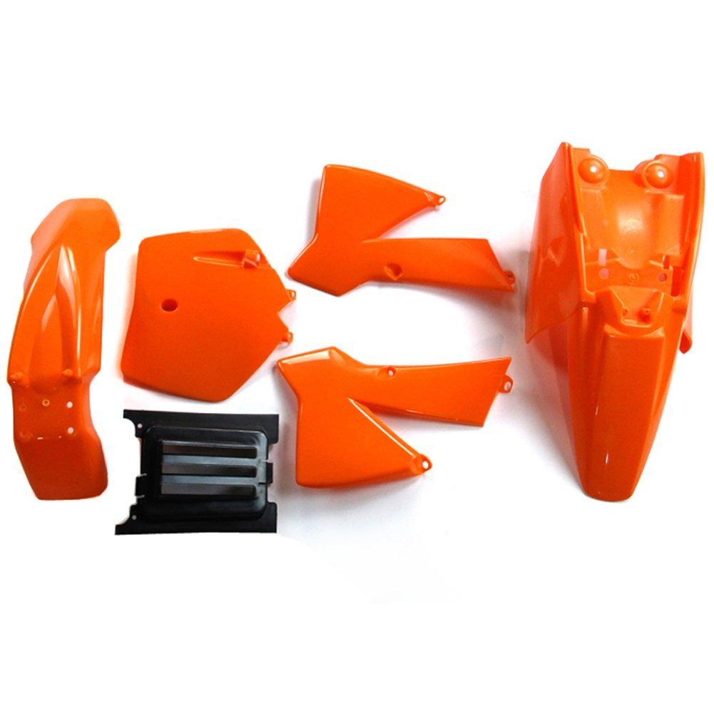 Kunststoff Fender Kit für KTM50 KTM 50 Mini Adventure 50cc SX SR JR