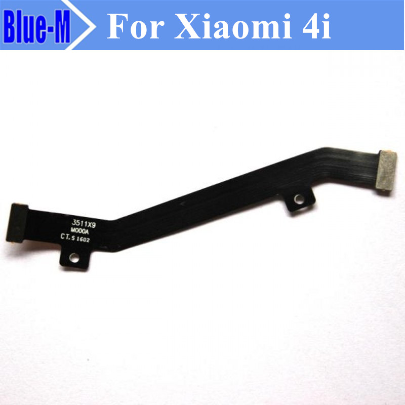 1piece Main Board Motherboard Flex Cable Ribbon Connection Board Component Replacement Spare Parts For Xiaomi 4i Mi4i