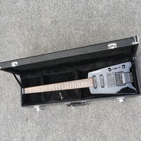 New headless, guitar and hard case, factory wholesale and retail, real photos, can be customized size hard box
