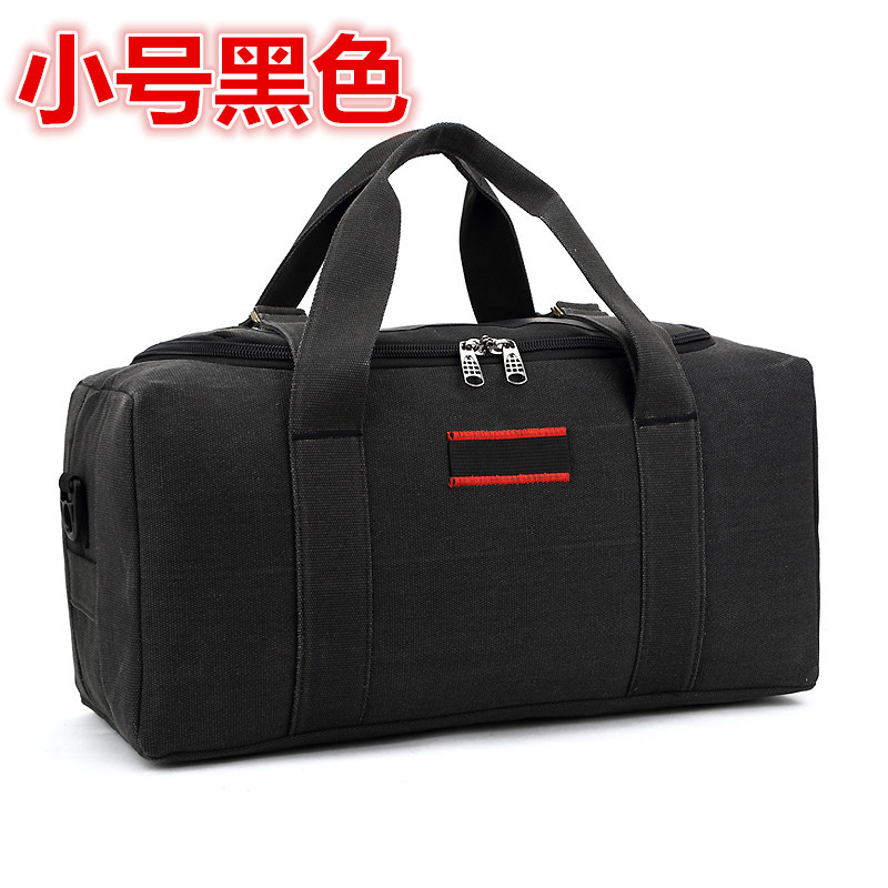 NEW Men Casual Pure Canvas Travel Bags Large Capacity Travel Bag for Male Big Size Portable Leisure Messenger Bags