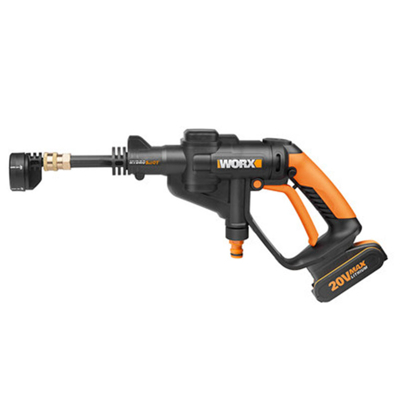 WORX 20V Lithium Battery High Pressure Cleaner WG629E Self-priming Portable Car High Pressure Washer