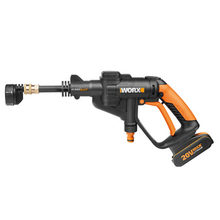 Worx 20V Baterai Lithium High Pressure Cleaner WG629E Self-Priming Portable Mobil Tekanan Tinggi Mesin Cuci(China)