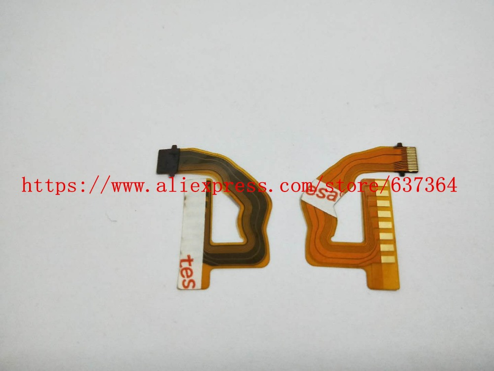 NEW Bayonet Mount Contactor Flex Cable For Nikon AF-S DX Nikkor 18-55mm 18-55 Mm VR II Repair Part (Gen2)