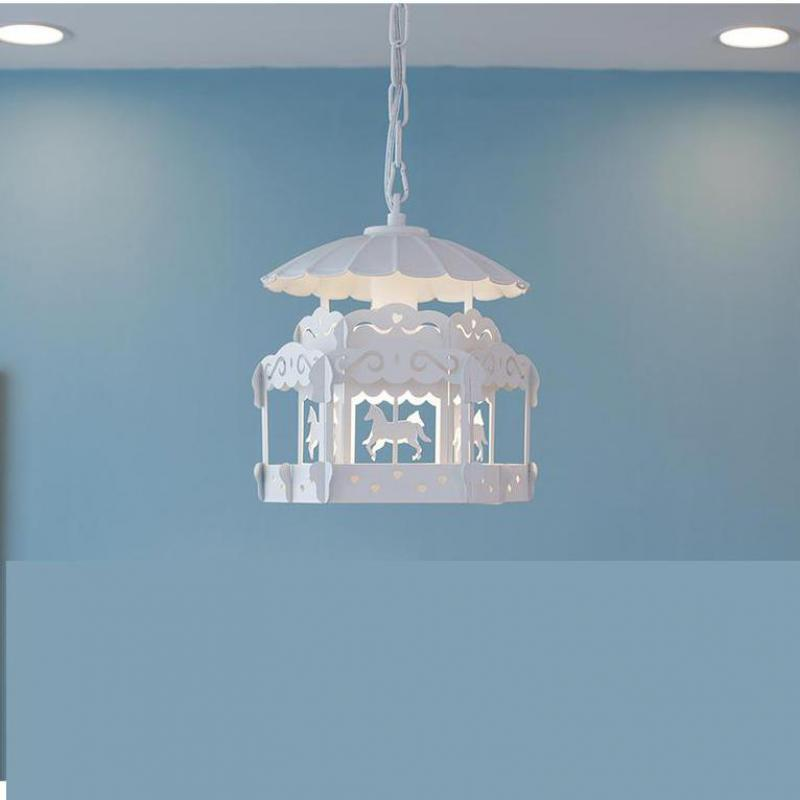 Modern Minimalist hanging light Vintage Creative Personality Painted Lamps American kitchen Aisle Bedroom LED ceiling lights fumat modern minimalist bedroom ceiling light corridor balcony glass lampshade light kitchen round metal ceiling lamps